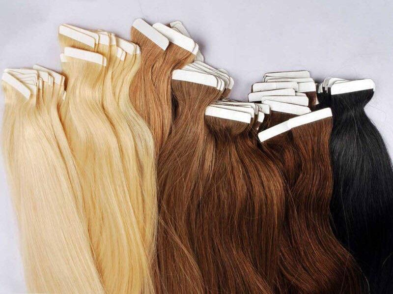 Pros And Cons Of Tape Extensions Brittwd