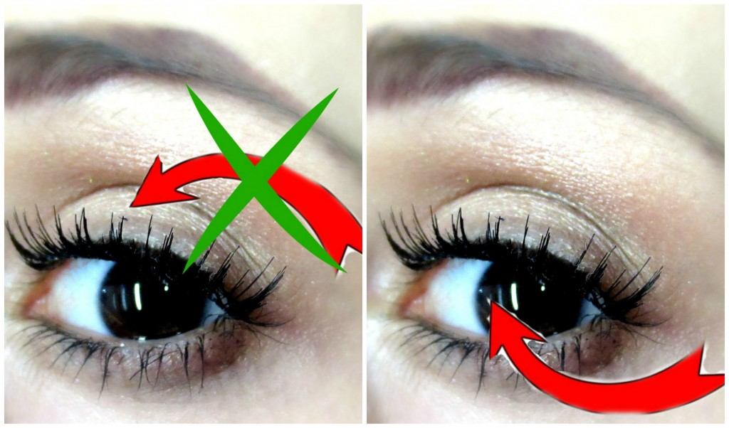 The Best Way To Apply Fake Eyelashes Under The Lash Line Brittwd