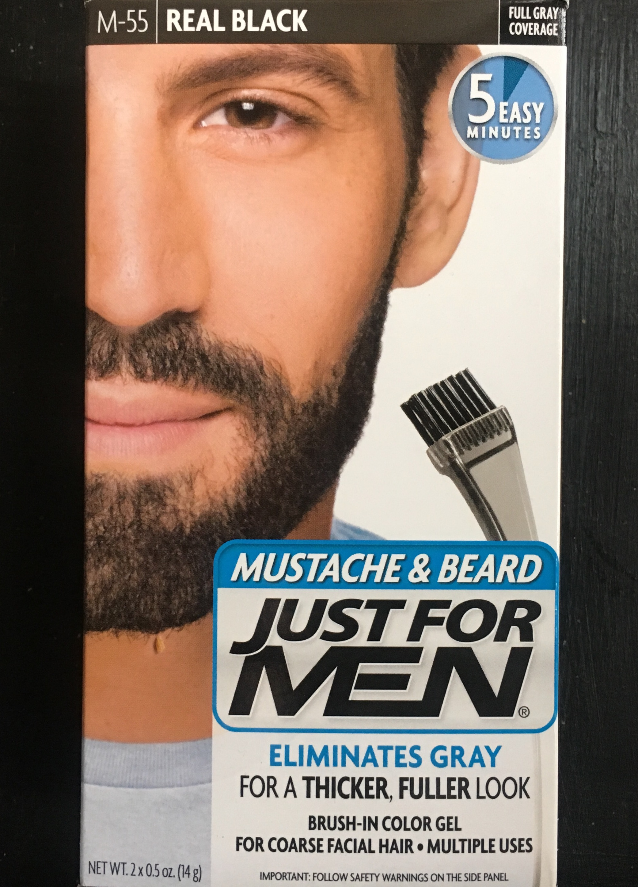Eyebrow Tinting With Just For Men   Brittwd